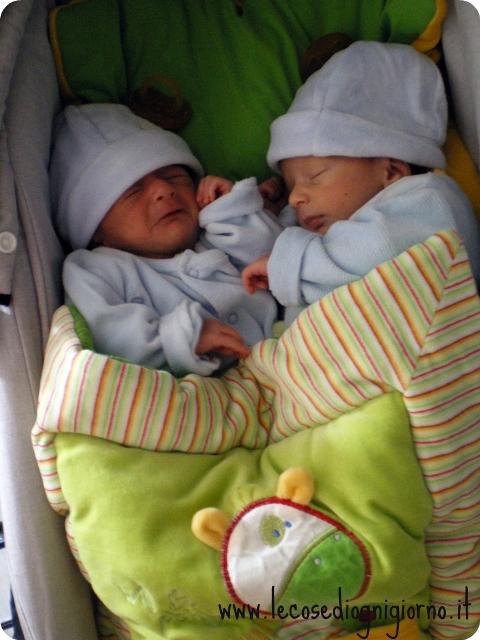 Organizzarsi con i gemelli dove fare la nanna i primi mesi - Culla che si attacca al letto ikea ...