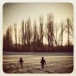 corsa neve